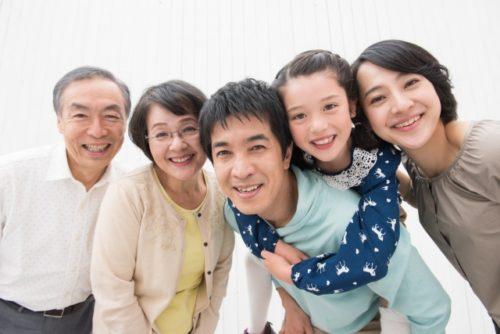 家族そろってお口の健康を守りましょう!